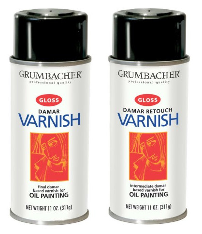 retouch varnish vs final varnish