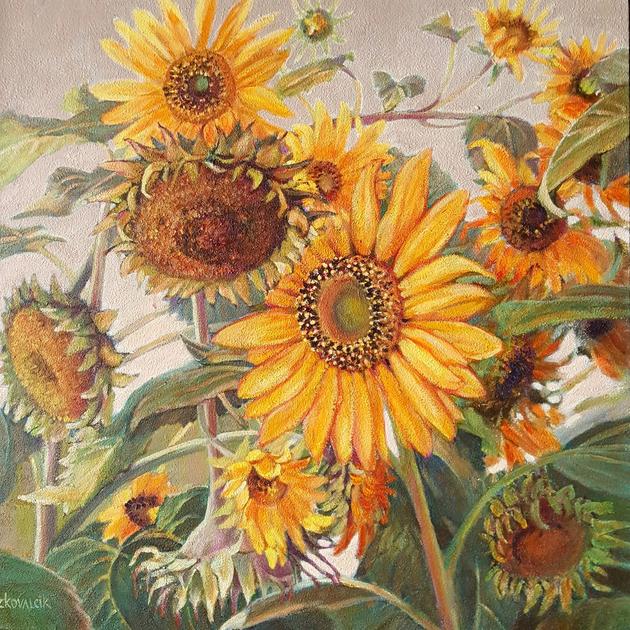 30x30 - Acrylic Paint
