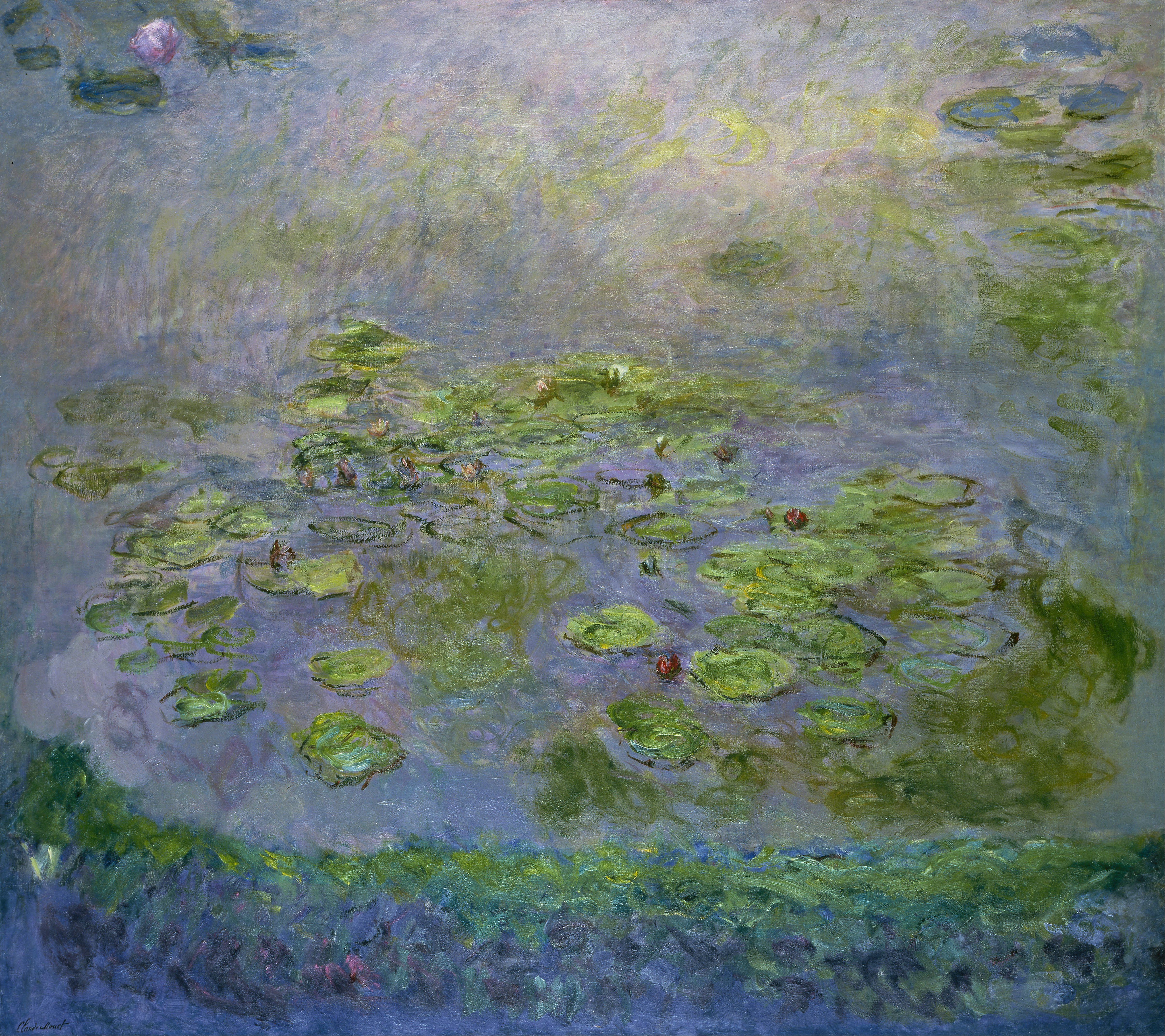 Watercolor artists directory wiki - Https Upload Wikimedia Org Wikipedia Commons F F4 Claude_monet_ _nymph C3 A9as_ 28waterlilies 29_ _google_art_project Jpg