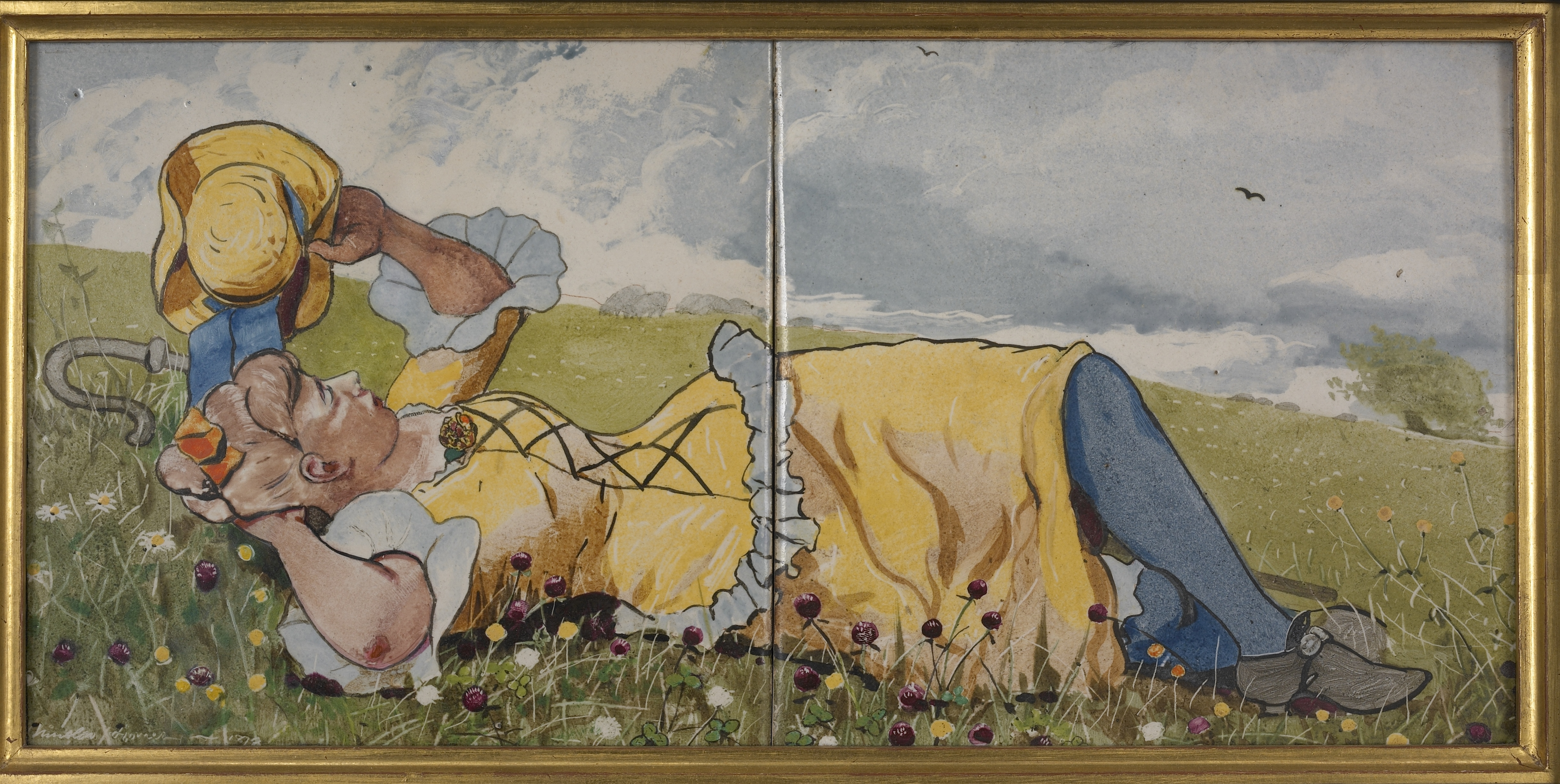 The Tile Club: Camaraderie and American Plein-Air Painting On View ...