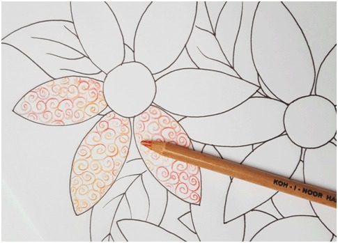 Fill Your Coloring Page with Patterns