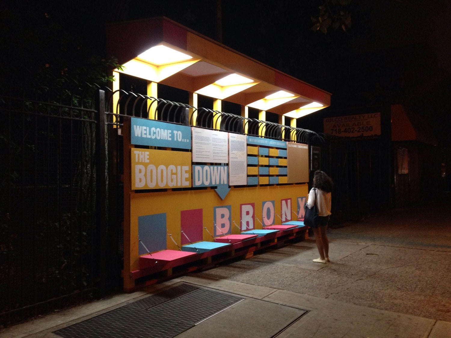 boogie down booth