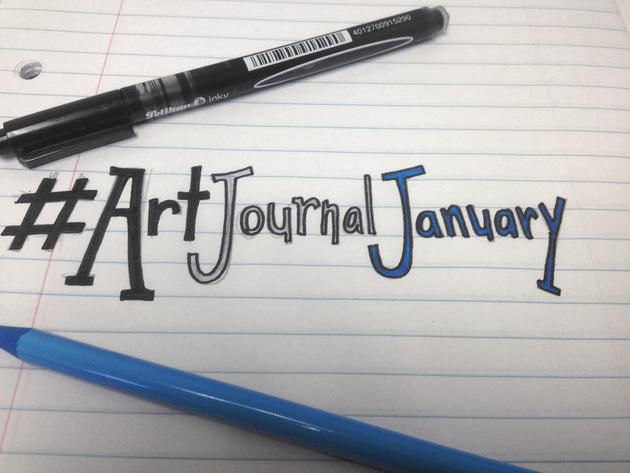 Art Journal January